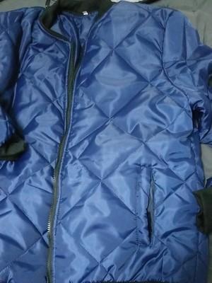 Men's Rhombus Winter Jacket photo review