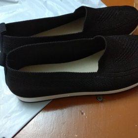 Women's Casual Mesh Sneakers Flat Shoes photo review